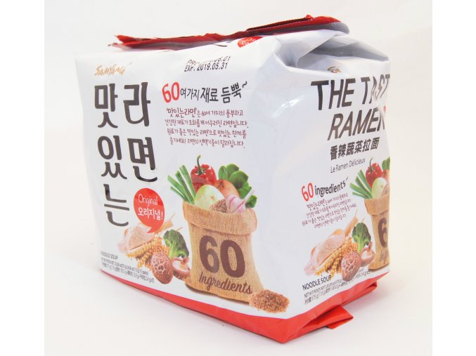 Samyang The Teasty Ramen 5p