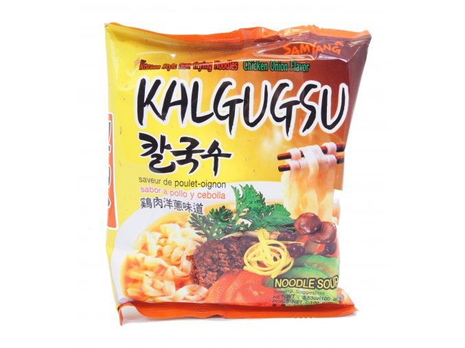 SamYang Kalgugsu Chicken onion Flavor 100g
