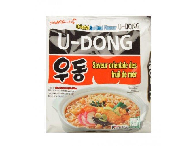 SamYang Oriental Seafood Flavour U-Dong 120g
