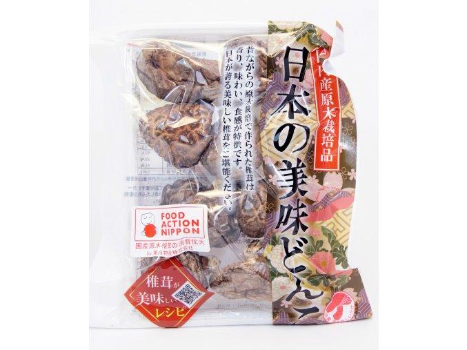 Kanesada Nihon no Bimi Donko Shitake 35g