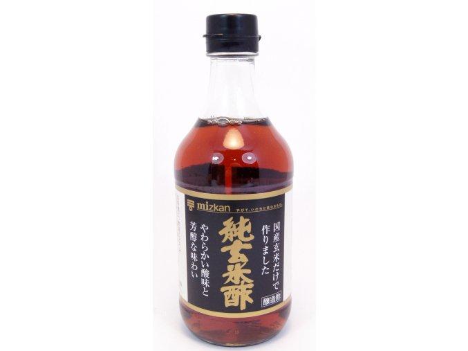 Mizkan Jun Genmaisu Kuro 500ml