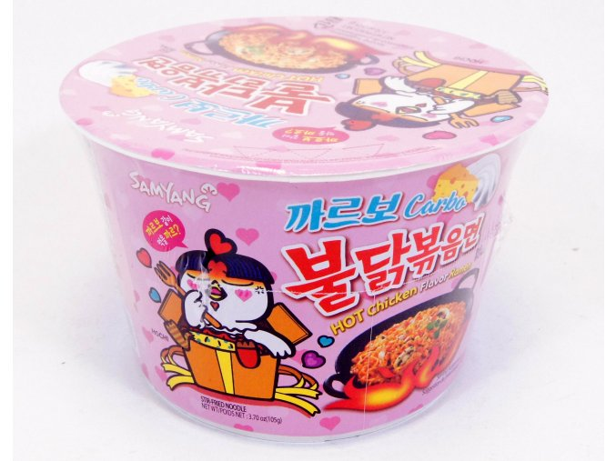 SamYang Big Bowl Hot Chicken Carbo