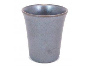 Fuji kalíšek na sake ( tmavě šedý ) MT714-TK