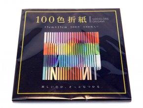 100Colors Origami ( 15x15cm )