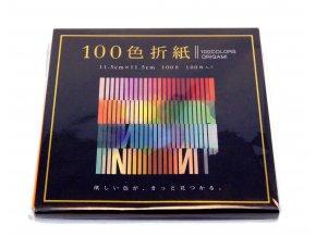 100Colors Origami ( 11,5x11,5cm )