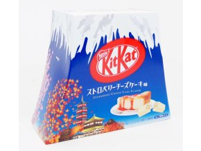 KitKat Fuji Strawberry Cheese  9p