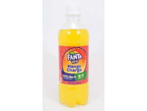 Fanta Mango Charge 490ml