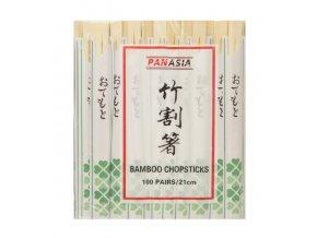 Shin 100 párů jednorázových hůlek