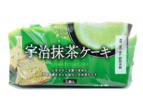Sakura Seika Ujimatcha Cake 5p