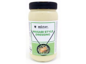 Mizkan Wasabi Style Dressing 1kg