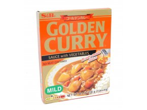 S&B  Golden Curry Mild 1p
