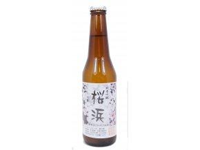 Tamagava Sakurahama Sake Nigori 330ml