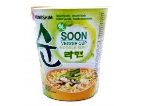 Nong Shim Soon Veggie Cup 67g