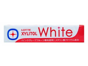 Lotte Xylitol White Grapefruit