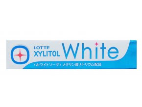 Lotte Xylitol White Soda 14p