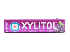 Lotte Xylitol Grape 14p