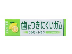 Lotte Free Zone Lemon 9p