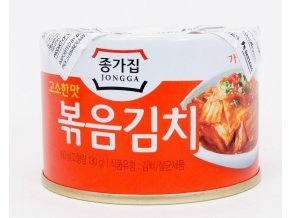 Jongga Fried Kimchi Can 120g