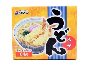 Higashimaru Udon Soup 8x8g