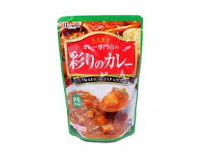 Hachi Curry Meat Free Mediu Hot 200g