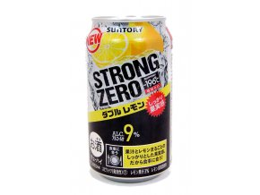 Suntory Strong Zero Lemon 350ml