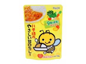 Hachi meat free curry Yasaim Mango 130g