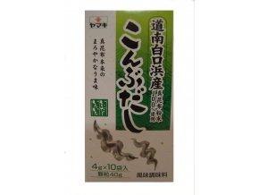 Yamaki Konbudashi 40g - prošlé datum minimální trvanlivosti