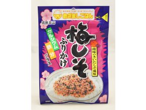 Urashima Nori Umeshiso Furikake 30 g - prošlé datum minimální trvanlivosti