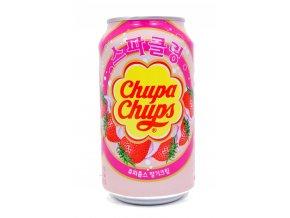 Chupa Chups Sparkling Strawberry 345ml