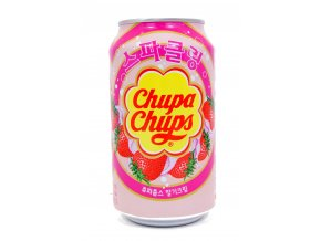 Chupa Chups Sparkling Strawberry 345ml