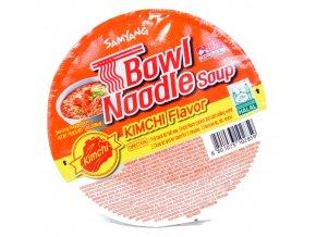 SamYang Kimchi Bowl Ramen Soup 86g - prošlé datum minimální trvanlivosti