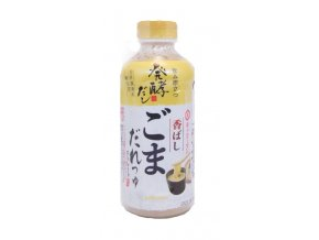 Kikkoman Hakko Dashi Kobashi Goma Dare Tsuyu 400ml