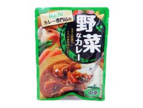 Hachi Curry Mediu Hot 200g