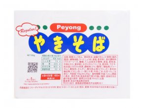 Peyong Regular Yakisoba 106g