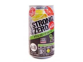 Suntory Strong Double Grapefruit 9% alkohol