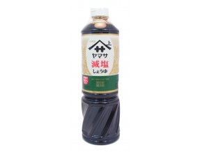 Yamasa Less Salt Genen Shoyu 1L
