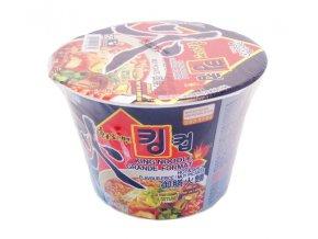 Paldo Jumbo Bowl Noodle Hot&Spicy 110g