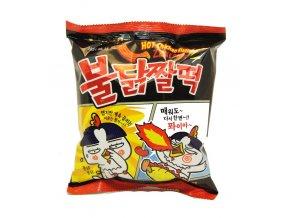 SamYang Zzaldduck Hot Chicken Chilli Chips 120g