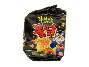 SamYang Hot Chicken Ramen Snack 3p