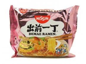 Nissin Demae Ramen Shrimps Flavour 100g