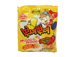 Ottogi Ppushu Snack Spicy 90g