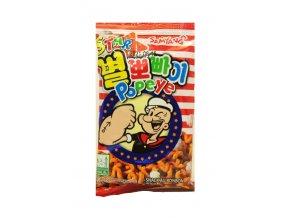 SamYang Popeye Chicken Flavor cracker 72g