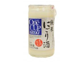 Ozeki One Cup Nigori Sake 180ml