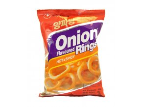 Nong Shim Onion Rings Spicy 40g