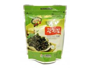 KC Kim Olive Oil Seasoned Seaweed 70g