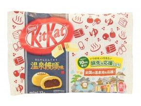 Nestle KitKat Onsen Manju Aji 118,8g