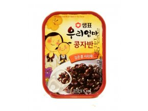 Sempio Braised Black Beans in Soy Sauce 70g