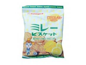 Nomura Biscuit Lemon Flavor 70g