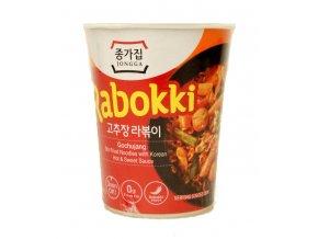 Jonga Rabokki Gochujang with Noodles Hot&Sweet Sauce 86g