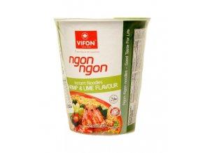 Vifon  Shim Shrimp & Lime Flavour Cup 60g